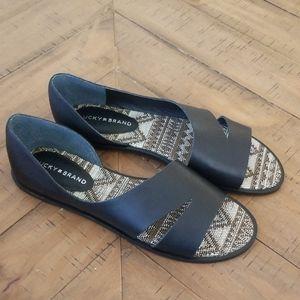 🆕️ Lucky Brand Sandal Flats